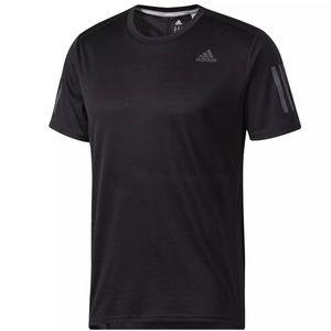 Men's Adidas Climacool Black RS SS TEE - XL NWT!